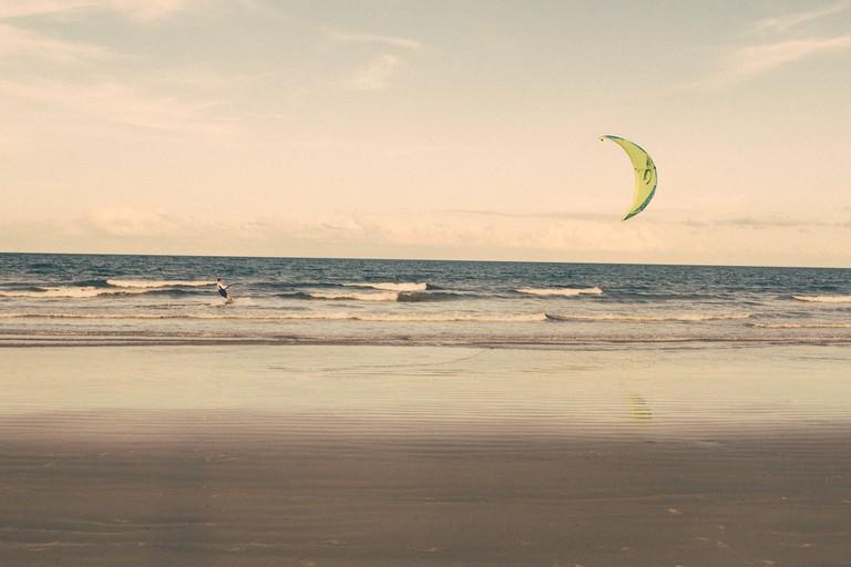 Kite Surfing   © Unsplash/Pixabay