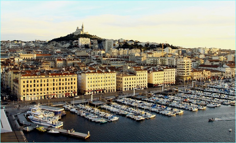 Marseille © Fred2600/Pixabay