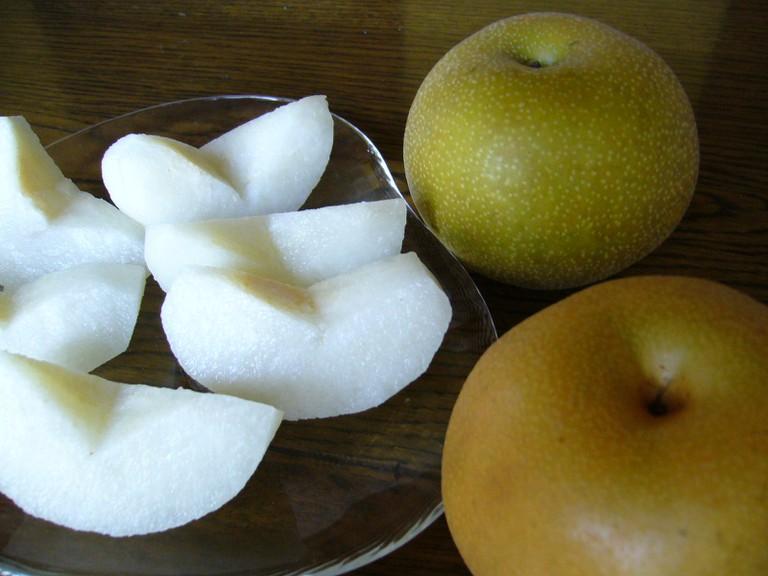 Nashi pears | © katorisi/WikiCommons