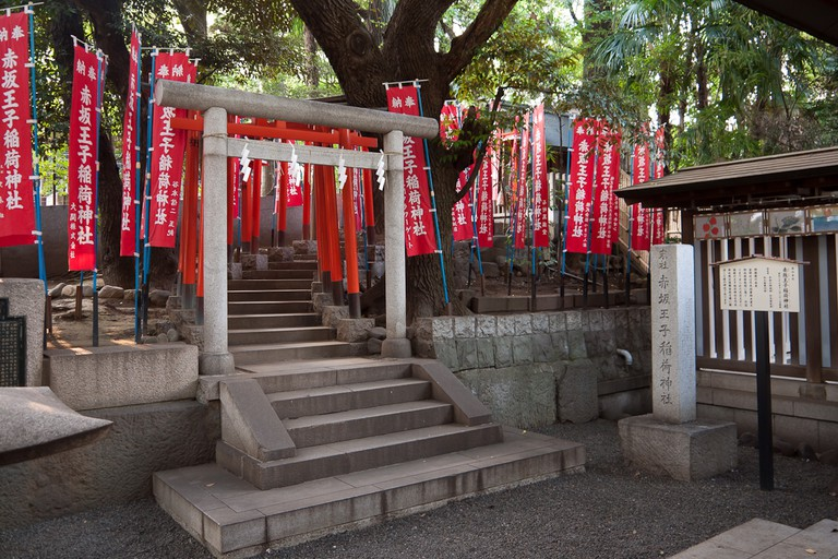 Nogi Shrine in Tokyo | © Rs1421/WikiCommons