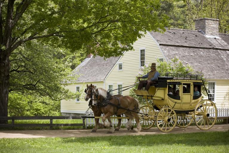 Old Sturbridge Village, MA   © Massachusetts Office of Travel & Tourism / Flickr
