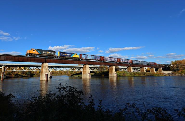 Ontario Northland | Jerry Huddleston|Flickr