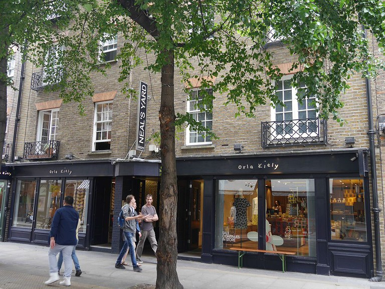 The Orla Kiely store in Covent Garden | ©Edward Hands/WikiCommons