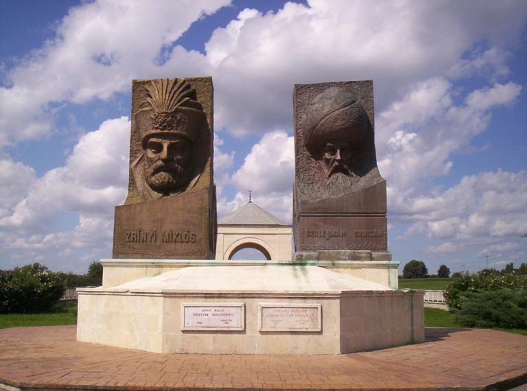 Park_of_Hungarian_Turkish_Friendship_Szigetvár_3
