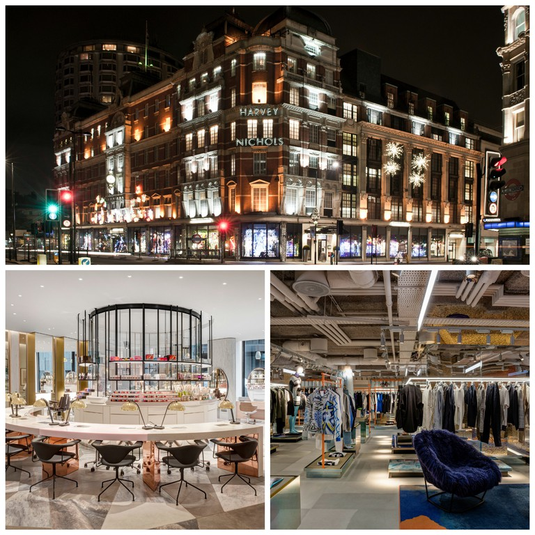 Images courtesy of Harvey Nichols