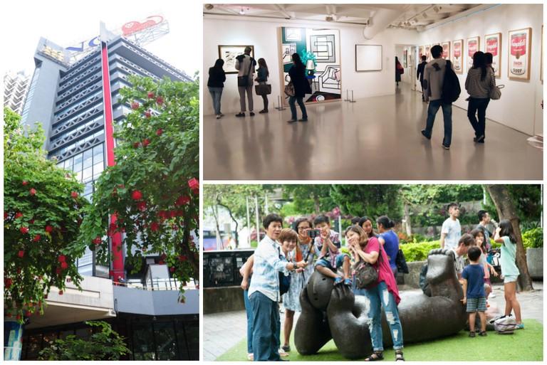 Courtesy of the Hong Kong Arts Center
