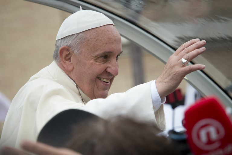 Pope Francis | © Flickr/Aleteia Image Department