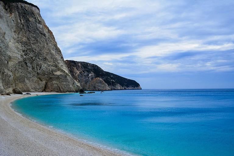 Porto Katsiki Beach, Lefkada| © Dimitra Papadimitriou/WikiCommons