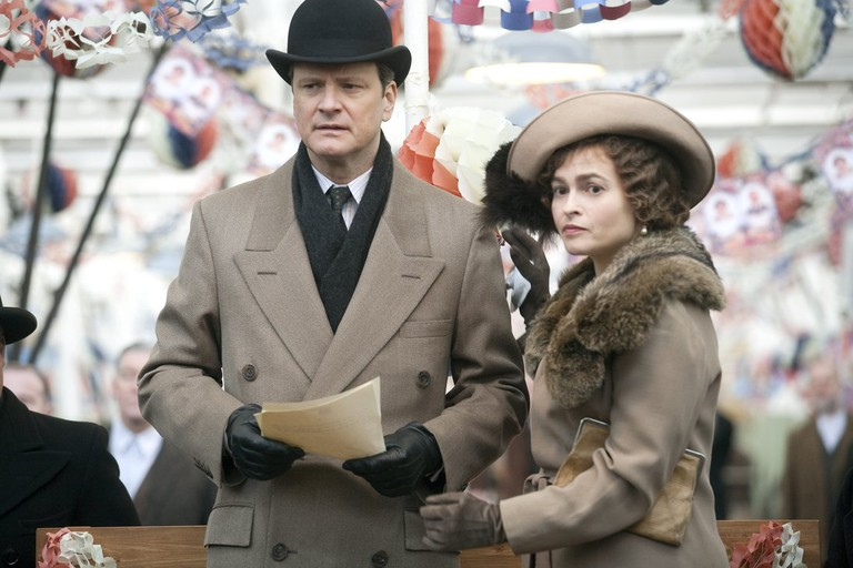 Helen Bonham Carter and Colin Firth in The King's Speech |©CC BY 2.0/Wikicommons