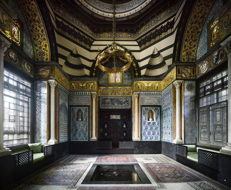 The Arab Hall|©Will Pryce/Leighton House