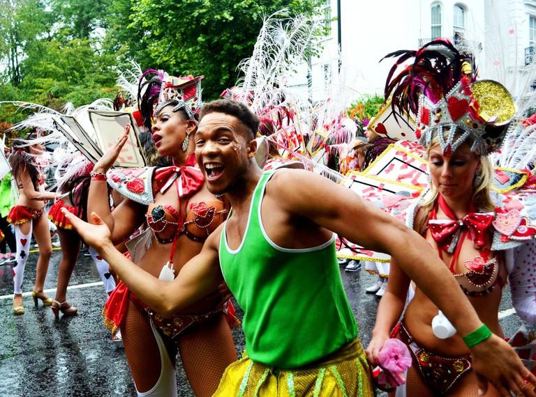 Notting Hill Carnival 2014| ©David Sedlecký/Wikicommons