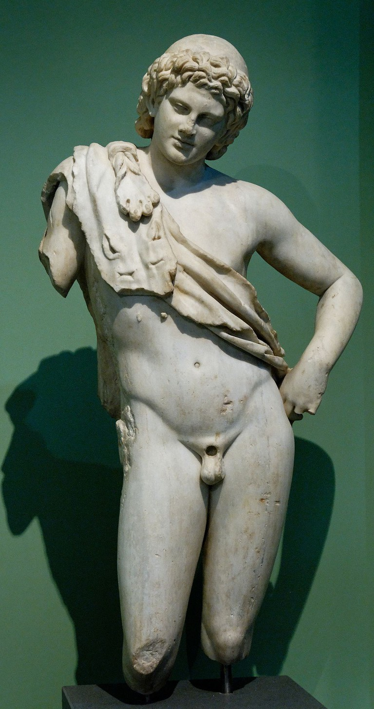 Roman copy after a Greek original attributed to Praxiteles | © Marie-Lan Nguyen/WikiCommons