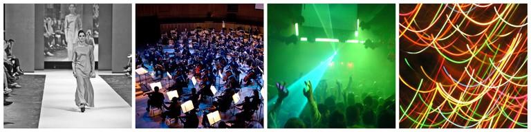 © Giorgi Induashvili/ WikiCommons © Orchestra of the Music Makers/WikiCommons © Mushin/WikiCommons © Shermlindcastle/WikiCommons