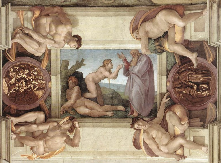 The Creation of Eve | © WikiCommons