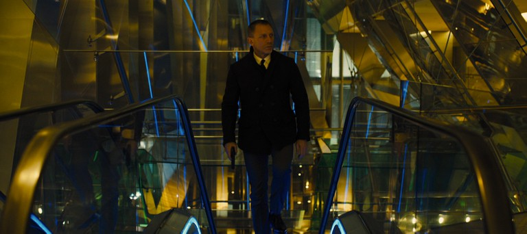 Daniel Craig in Skyfall   © Sony Pictures
