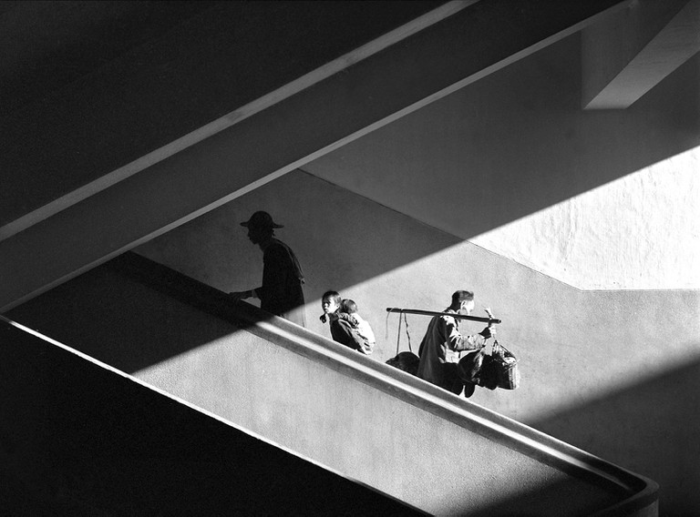 Sun Rays (1959)   © 2016 Fan Ho Estate/Courtesy of Themes+Projects