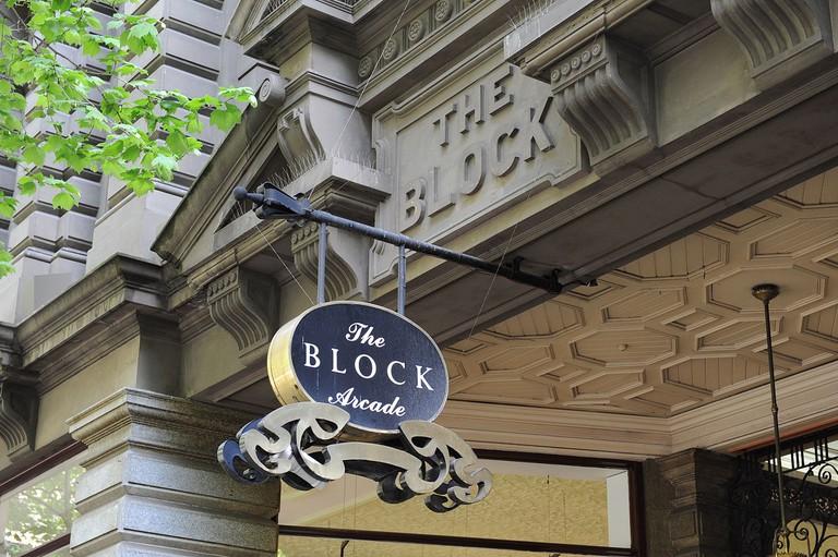 The_Block_Arcade_signage