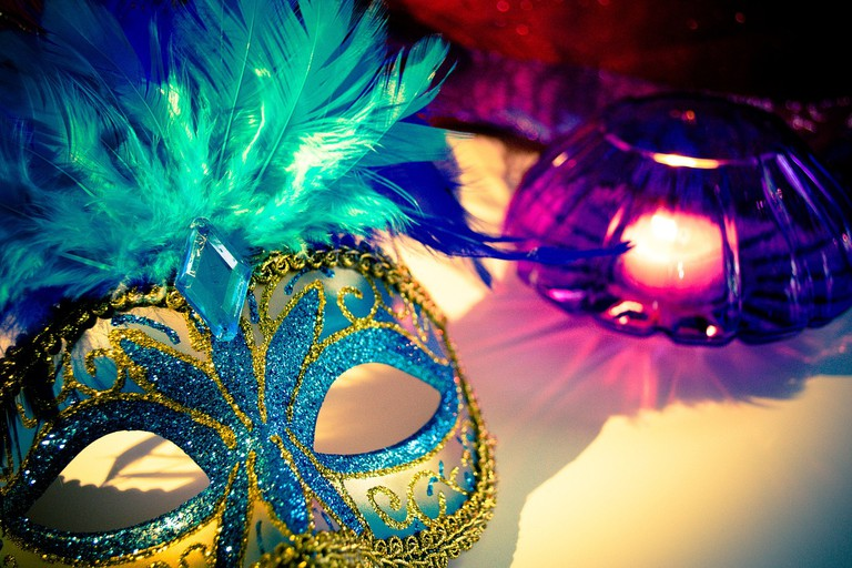 A masquerade party | CC0 Pixabay