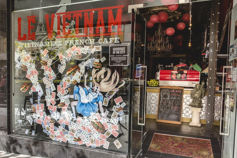 Le Vietnam - Windows Of The City, 2016. Telstra Perth Fashion Festival.   © Mac1Photography