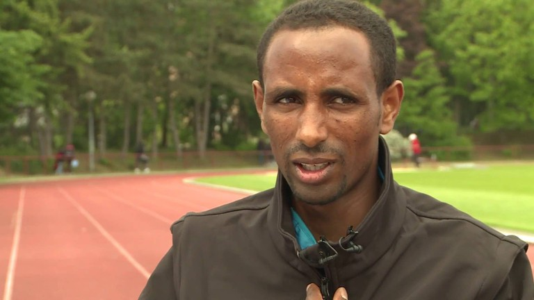 Yonas Kinde, Olympic competitor |© youtube.com