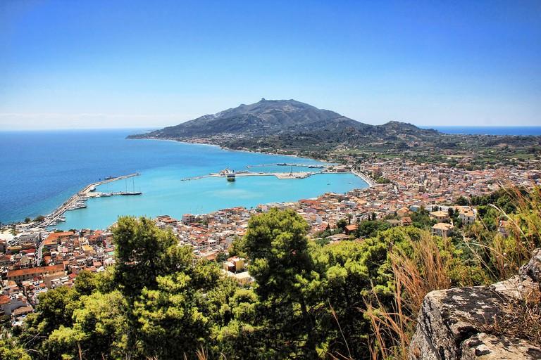 Zakynthos town| © Greg Montani/Flickr