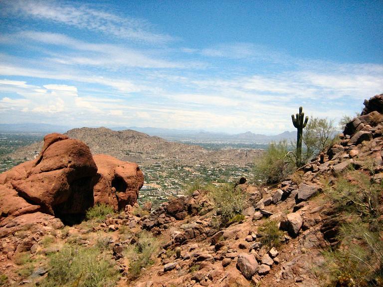 Camelback Mountain | © J. Miers/Wikicommons