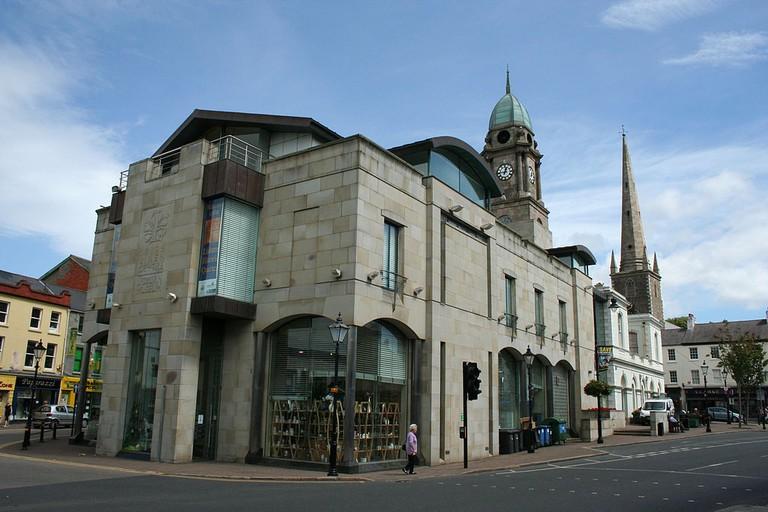 Irish Linen Centre, Lisburn Museum   © Peter Clarke/WikiCommons