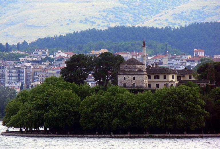 Fethiye Mosque in Ioannina | © Fingalo/WikiCommons