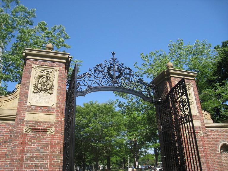 Johnston Gate  Daderot©/Wikipedia
