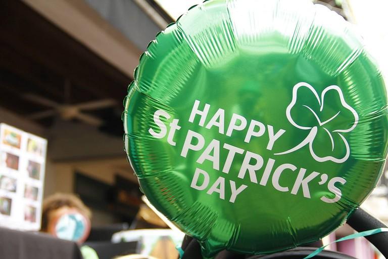 St Patrick's Day © Hongreddotbrewhouse/Wikipedia