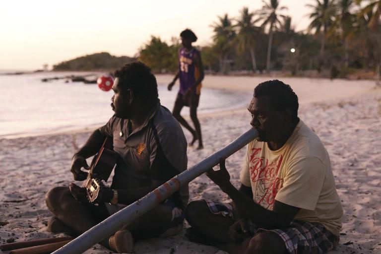 Aboriginal Australia Welcome Film - Lirrwi Tourism, Bawaka Homelands, NT   Courtesy of Tourism Australia ©Kristi O'Brien