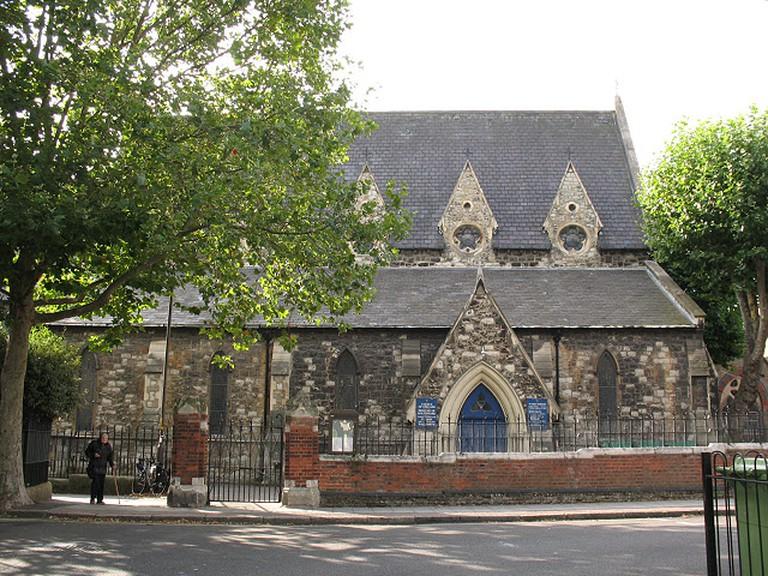 St John's Church, Walworth © Stephen Craven/Geograph