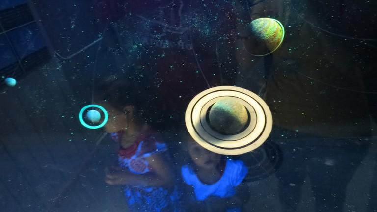Rock Creek Planetarium | ©sikari/Flickr
