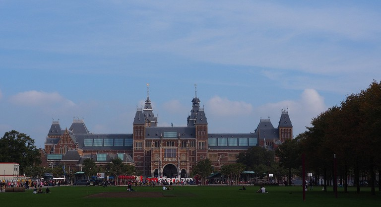 The Rijksmuseum | © Simone Richter / Flickr