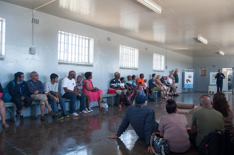 Robben Island Prison Tour ©Meraj Chhaya/Flickr
