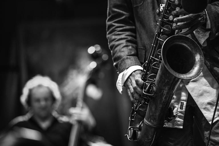 Jazz | © Clusternote/WikiCommons