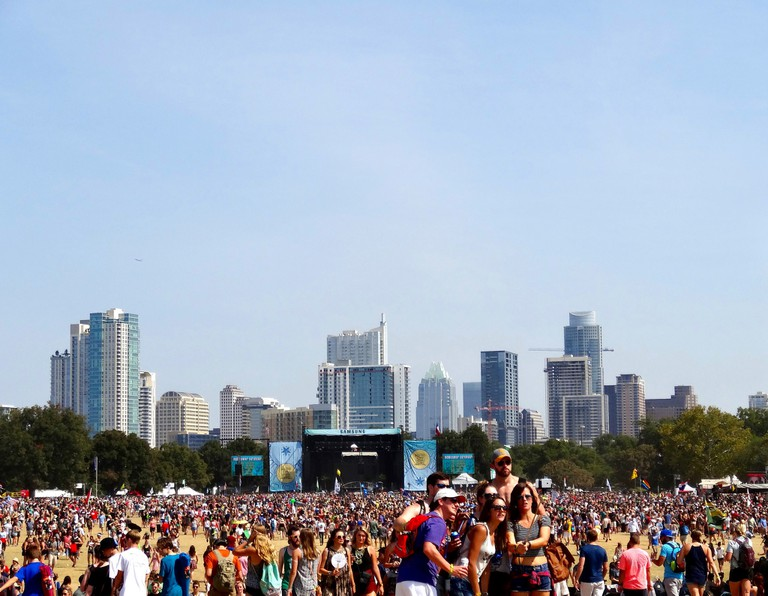 Austin City Limits | ©Christina Murillo/Flickr