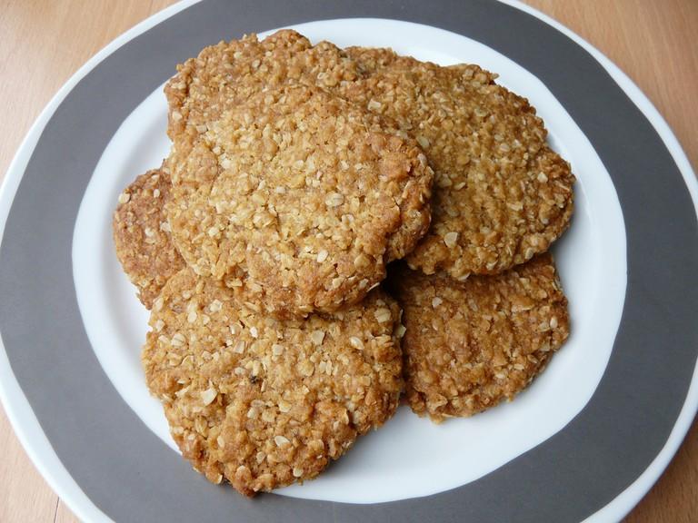 Anzac biscuits | © Tristan Ferne / Flickr