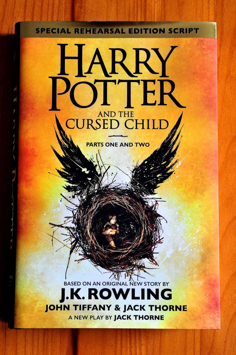 Latest Book, John Tiffany & Jack Thorne Plus J.K. Rowling, Harry Potter And The Cursed Child © Martin Pettitt/Flickr