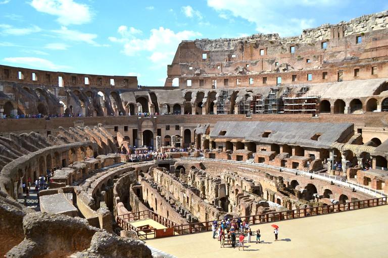 Colosseum   © Livia Hengel