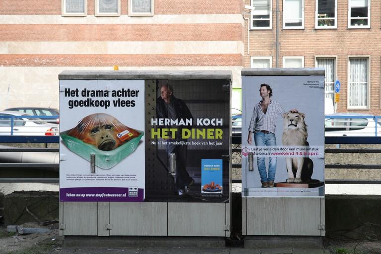Herman Koch's Het Diner was an international success | ©Photocapy / Flickr