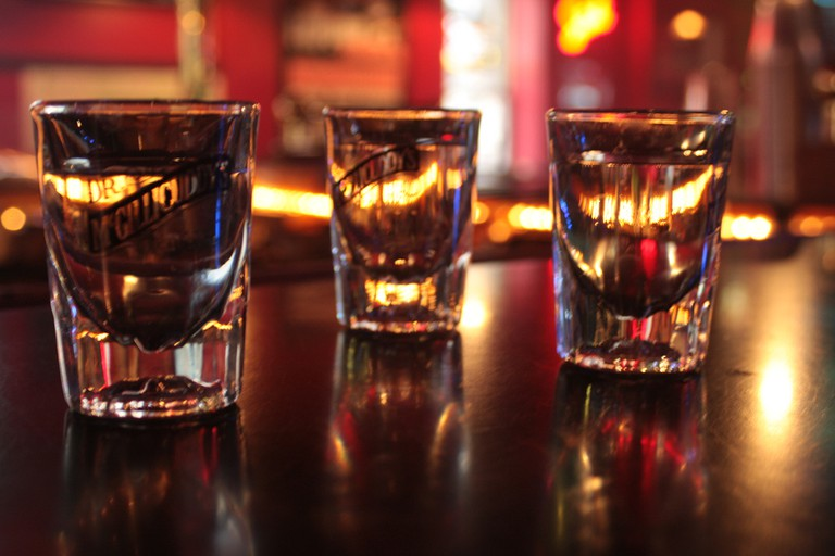 Shots on a night out |© bl0ndeeo2/Flickr
