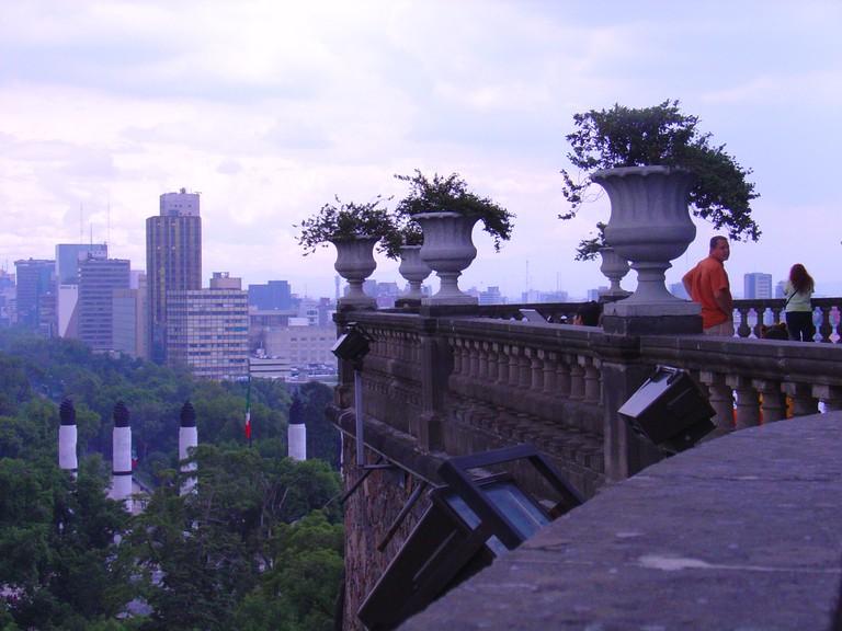 Castillo de Chapultepec   © jm3 on Flickr/Flickr
