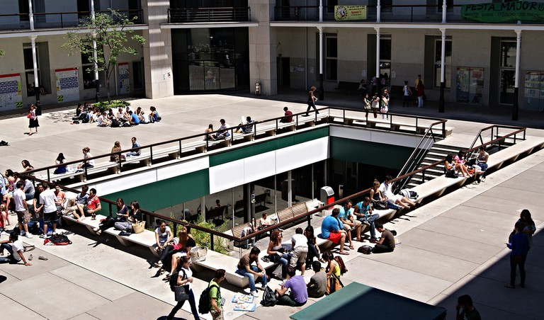 The UPF campus | © Teresa Grau Ros