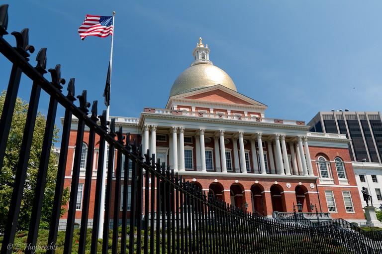 Massachusetts State House| ©Emmanuel Huybrechts/Flickr