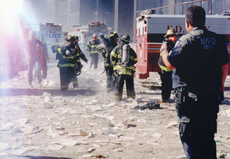 sept 11 first responders