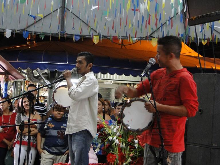 Live music at the fair  © Rodrigo Soldon 2/Flickr