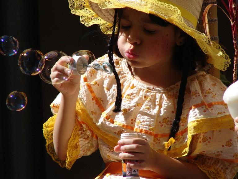 Typical costume of Festa Junina  © Eduardo Coutinho/Flickr
