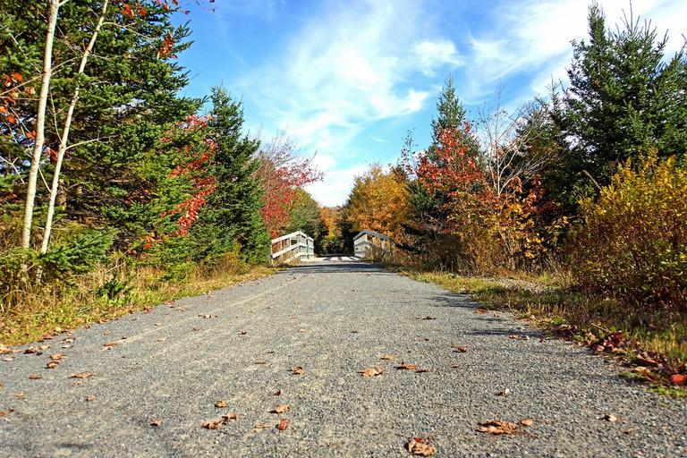Trans Canada Trail - One Long Walk | © Dennis Jarvis/Flickr