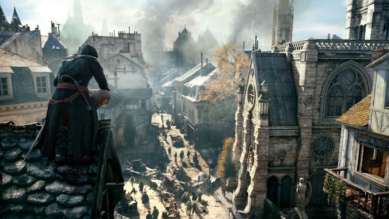 Assassin's Creed Unity   © Xbox